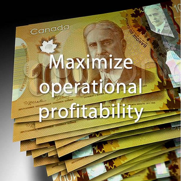 VeriGrain - Maximize Operational profitability