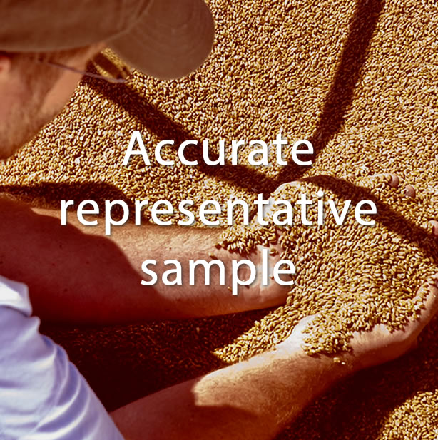 VeriGrain - Growers, Accurate sample