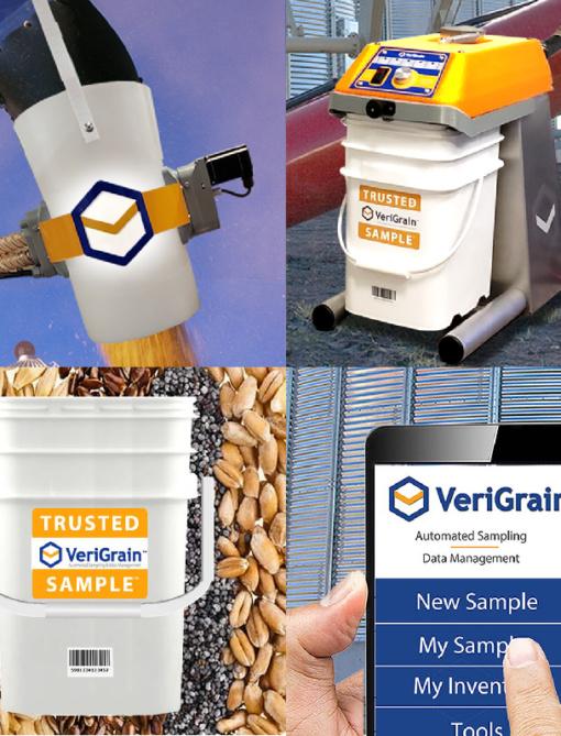 VeriGrain 300 Series components