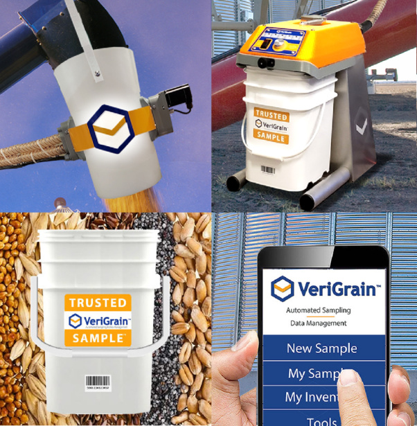 VeriGrain 300 Series components