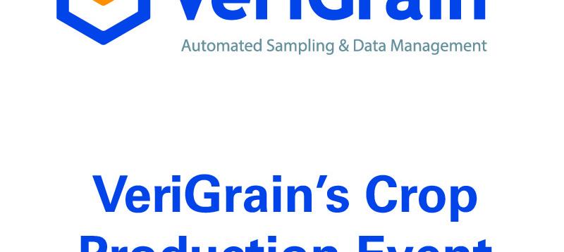 VeriGrain Crop Production